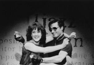 Karen Ziemba and Bob Cuccioli