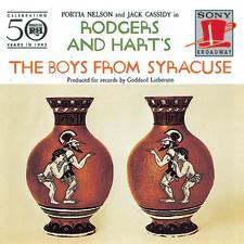 The Boys from Syracuse – Studio Recording 1956