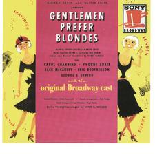 Gentlemen Prefer Blondes - Original Broadway Cast 1949
