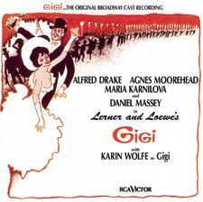 Gigi – Original Broadway Cast Recording 1973