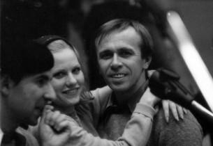 Don Percassi, Ginny King, and Ron Schwinn