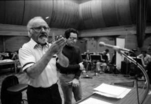 Music director John Lesko and record producer Tom Shepard