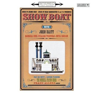 Show Boat - Studio Cast Recording 1962