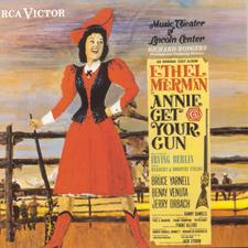 Annie Get Your Gun – Lincoln Center Revival 1966