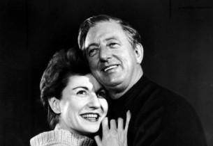 Eileen Herlie and Ray Bolger (Photo: Friedman-Abeles)