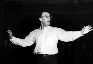 Conductor Franz Allers