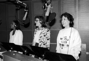 Brenda Pressley, Karen Mason and Karen Ziemba
