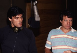 Bob Cuccioli and producer Jay David Saks