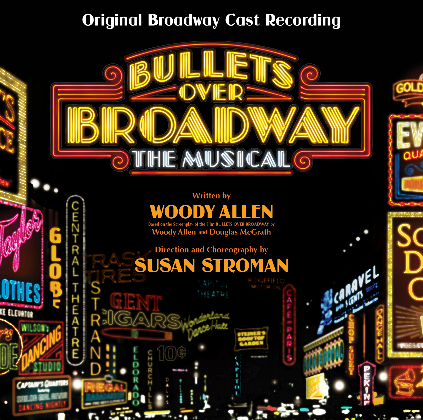 Bullets Over Broadway