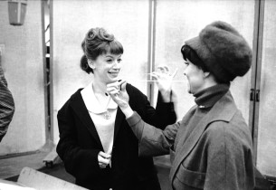 Nancy Dussault and Chita Rivera
