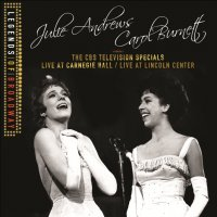 New Album Page For Julie Andrews & Carol Burnett The CBS Television Specials