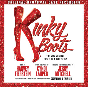 Kinky Boots Cast Album Coming Soon!
