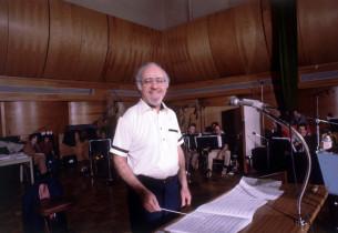 Music director John Lesko