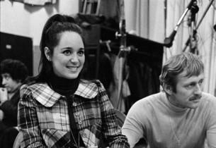 Victoria Mallory and Len Cariou