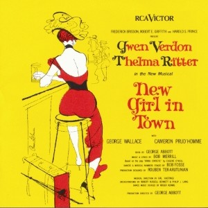 New Girl in Town – Original Broadway Cast Recording 1957