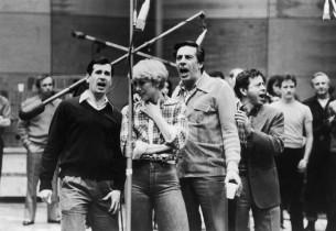 Lee Roy Reams, Wanda Richert, Jerry Orbach and Joseph Bova