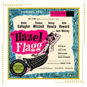 Hazel Flagg – Original Cast 1953
