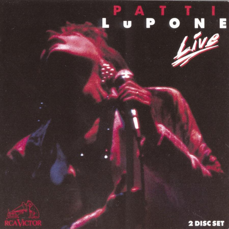Patti LuPone Live