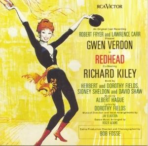 Redhead – Original Broadway Cast Recording 1959