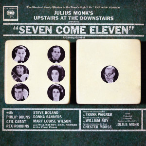 Seven Come Eleven: A Gaming Gambol – Upstairs at The Downstairs 1961
