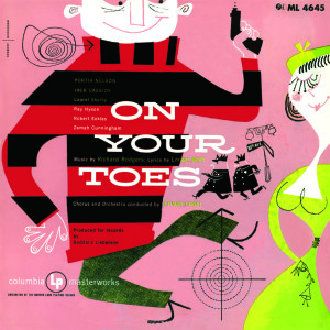 On Your Toes – Studio Cast Recording 1952