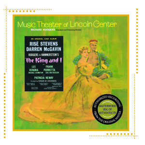 The King and I – Lincoln Center Revival 1964