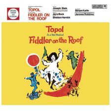 Fiddler on the Roof - Original London Cast 1967
