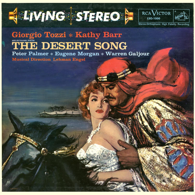 The Desert Song – Studio Cast Recording 1958