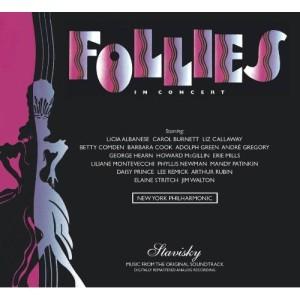Follies – Avery Fisher Concert 1985; Stavisky – Soundtrack 1974