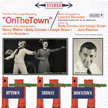 On the Town - Studio Cast Recording 1961