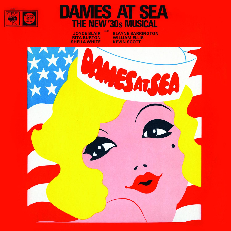 Dames At Sea_CV_5x5